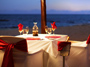 Candle Light Romantic Dinner on the Beach - Fondue Menu